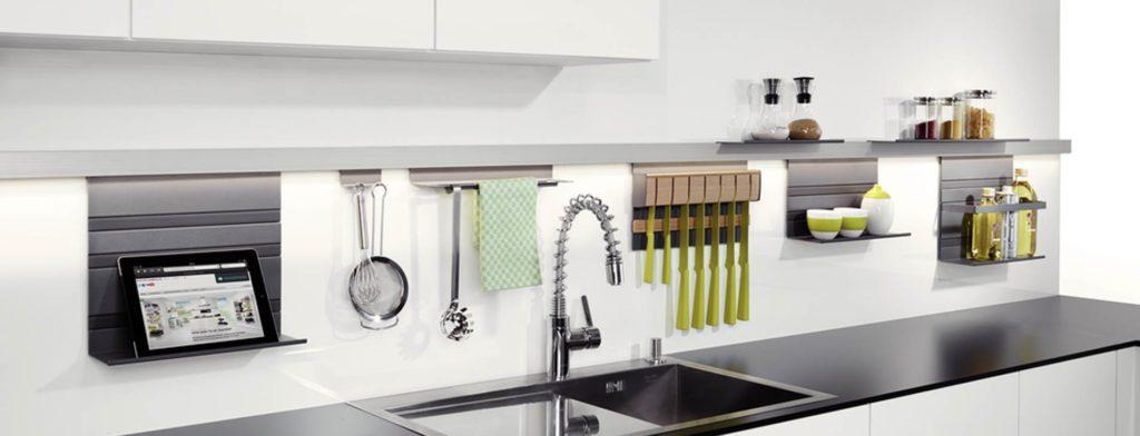 équipements de cuisine possible d'ajouter grâce aux accessoires de cuisine Cookenstock