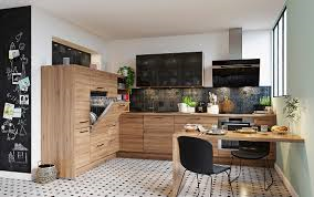 cuisine sur mesure en bois massif pour faire place à toutes vos envies