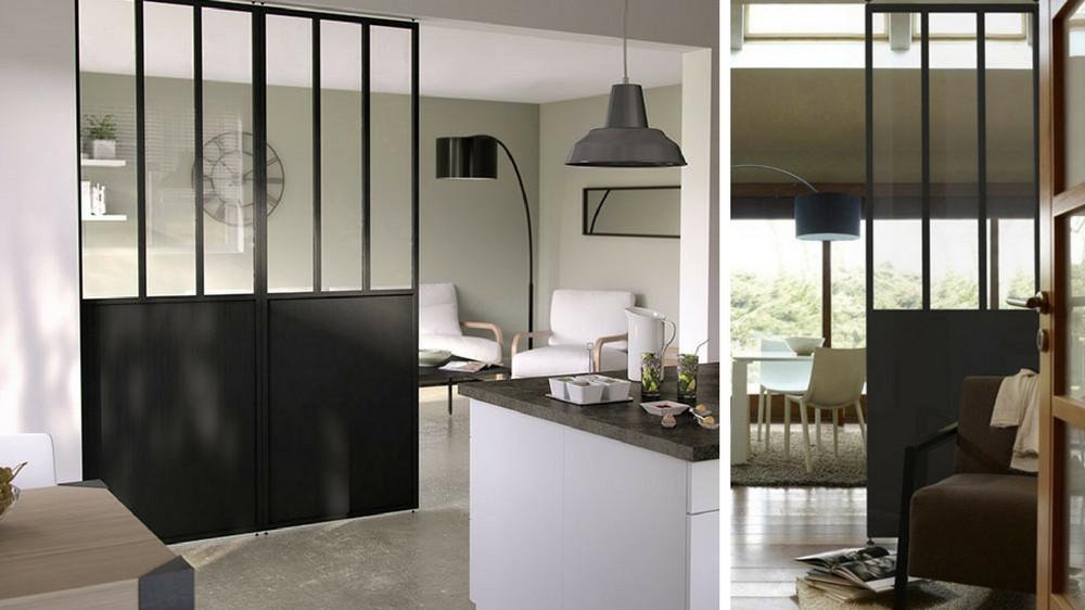 Un ilot de qualité professionnelle , alliant une cuisine moderne et esthétique.
