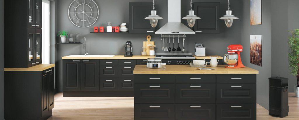 cuisine aménagée moderne et design