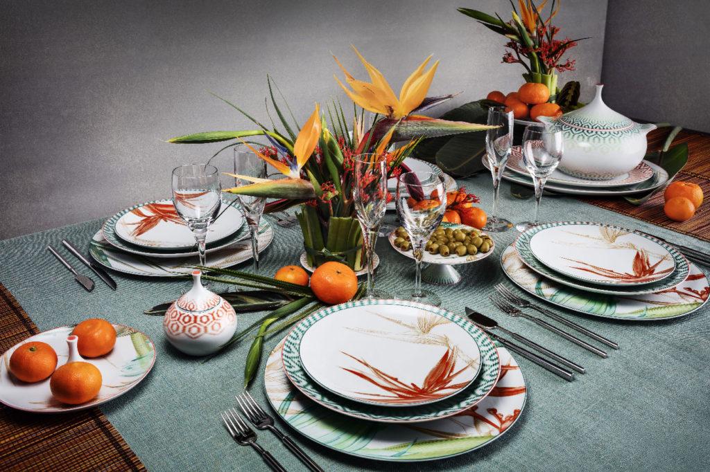 Un art de table vous ressemblant. Original et chaleureux, c'est celui là qu'il vous faut.