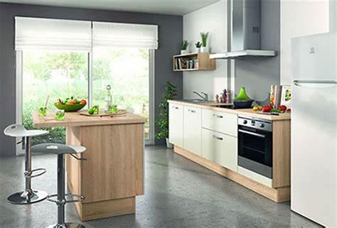 Une cuisine réussi grace à un personnel professionnel et des matériaux de qualité pour votre cuisine. Qualité et modernité sont au rendez-vous! Faites vous plaisir.